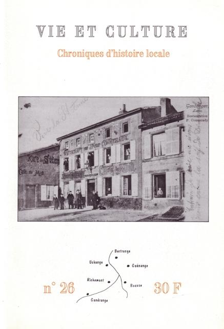 Chroniques n°26