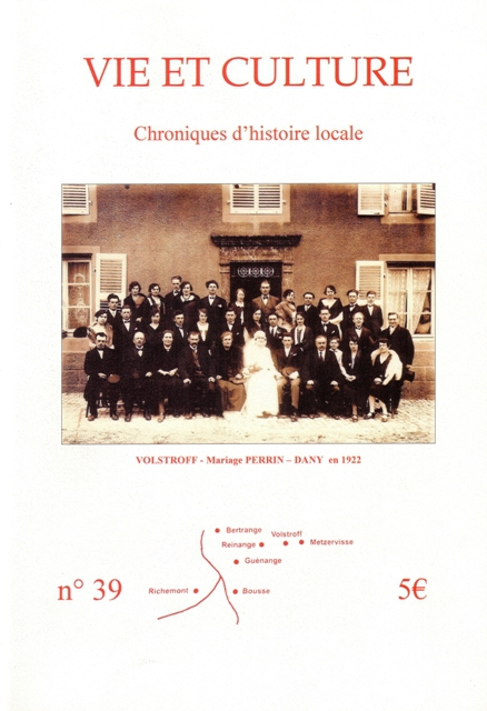 Chroniques n°39