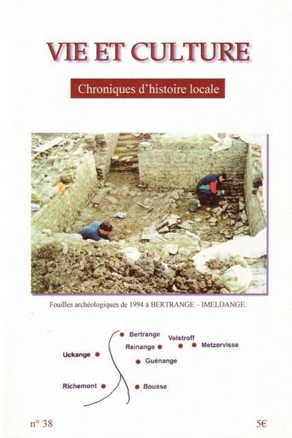 Chroniques n°38