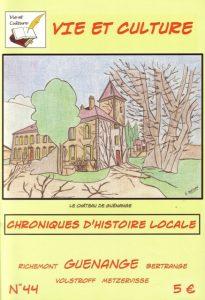 Chroniques n°44