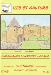 Chroniques n°45