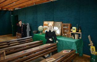Mai 2007 : Exposition l'école d'autrefois