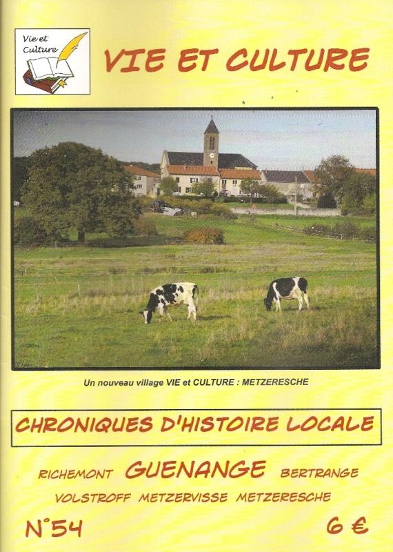 Chroniques n°54