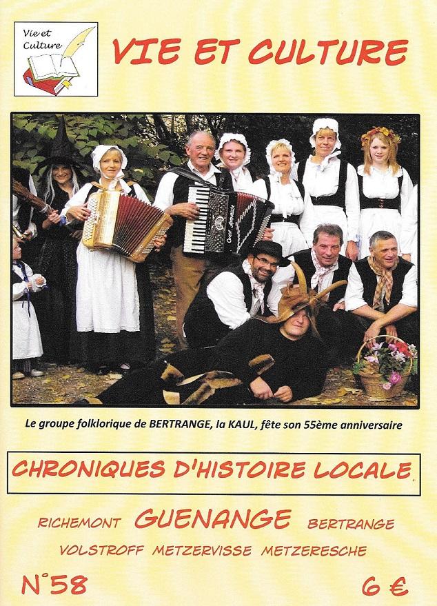 Chroniques n°58