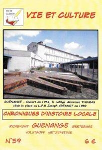 Chroniques n°59