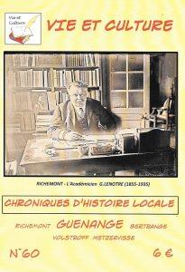 Chroniques n°60