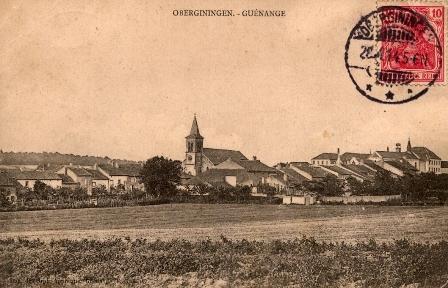 Guénange