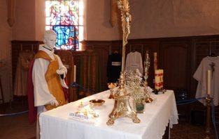 Septembre 2010 – l'église de Bertrange