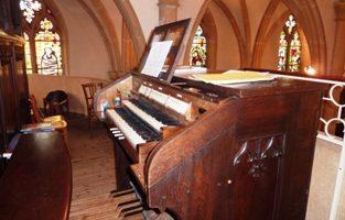 Septembre 2011 – l'église de Richemont